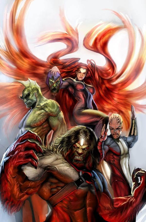 secret invasion inhumans