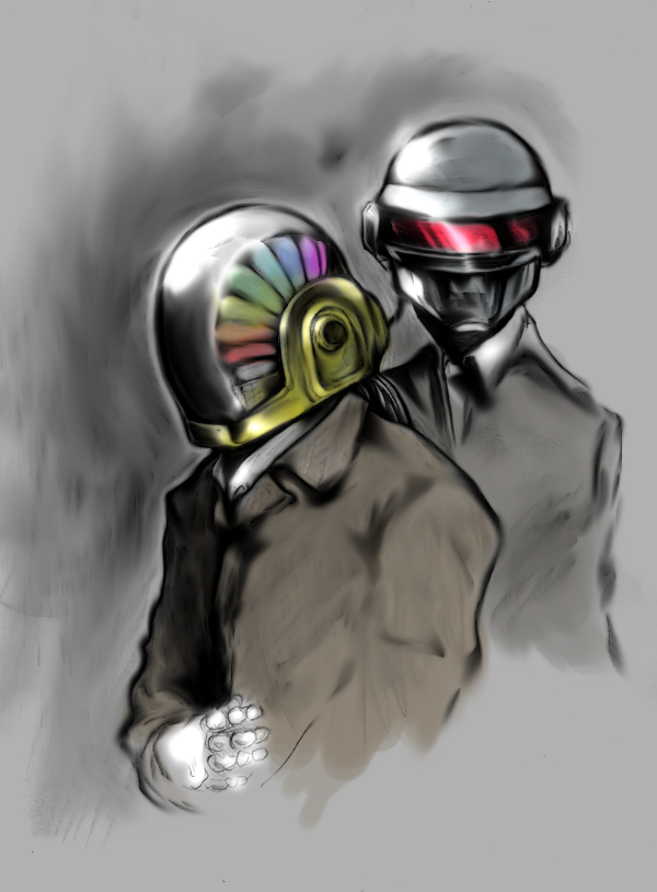 daft punk for the brother
