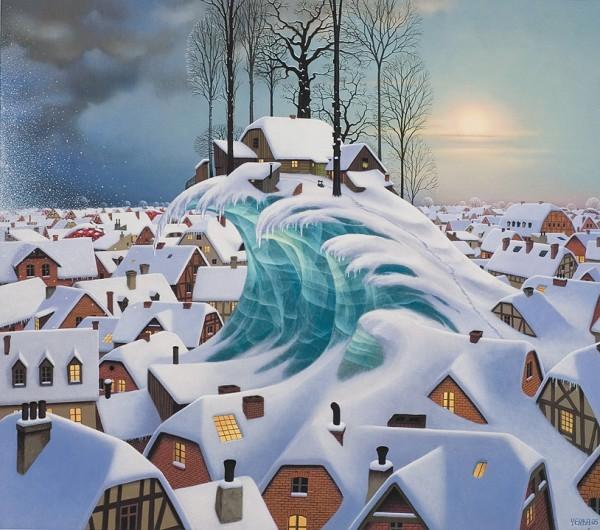 绘画雅切克卡斯Yerka 2 - 08062788 - 08062788的博客