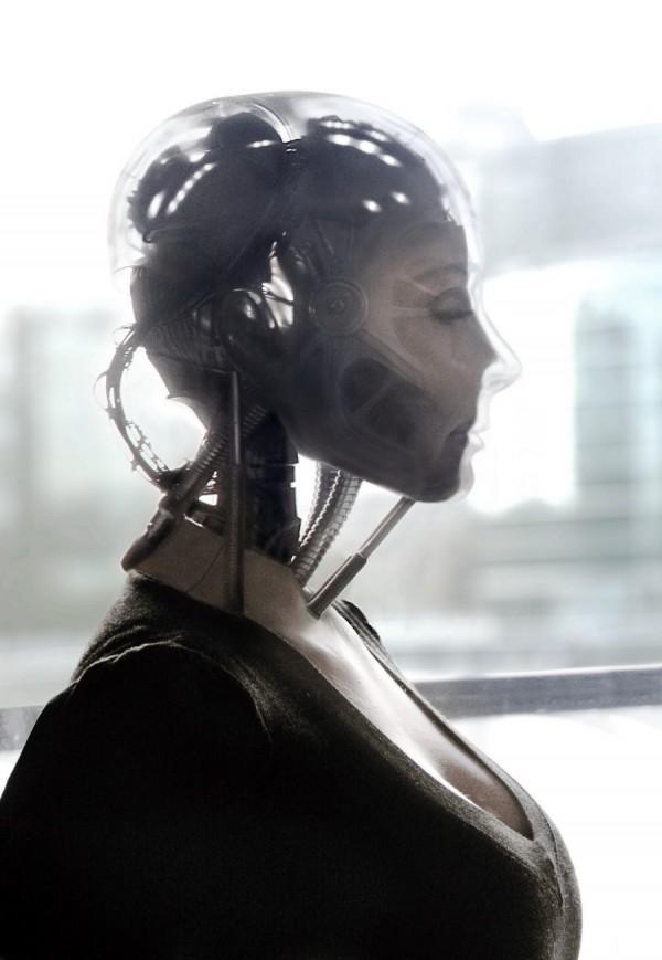 robot's wife