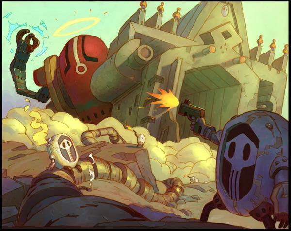 bots fight