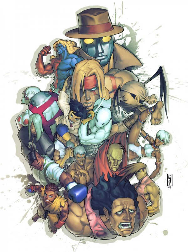 Arte Street Fighter 20101103_street_fighter_tribute_by_salamandros-600x804