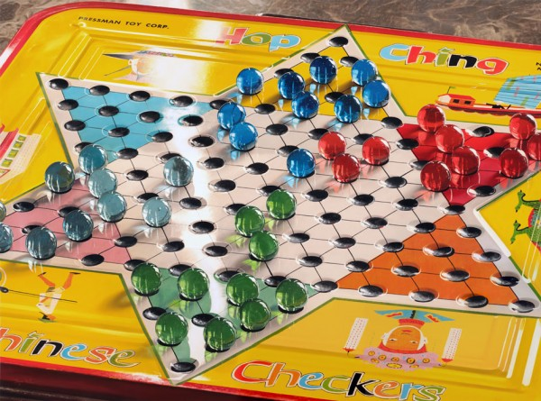 XLG chinese checkers