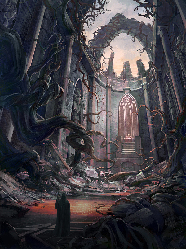 King of Ruins