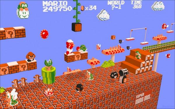 Screens Zimmer 6 angezeig: games ds
