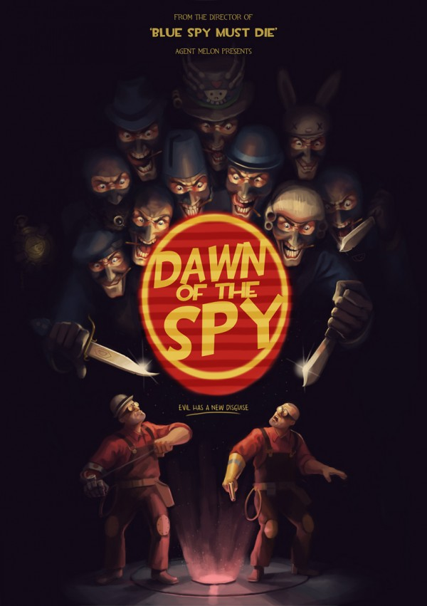dawn of the spy