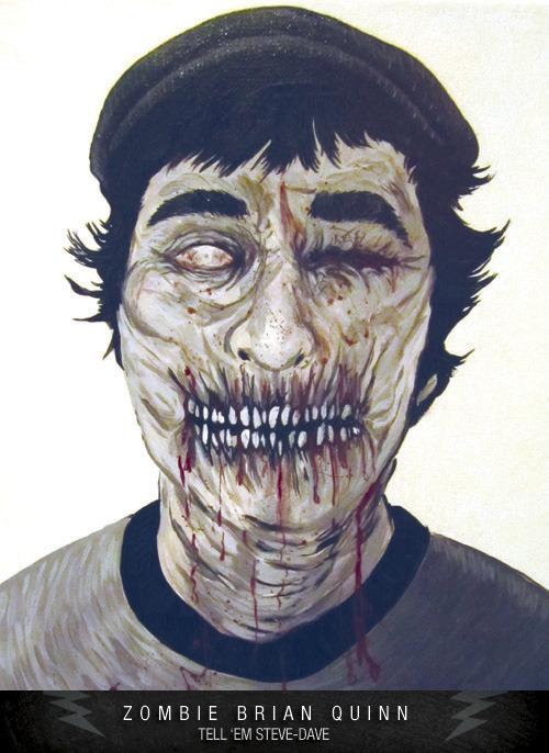 brian quinn zombie