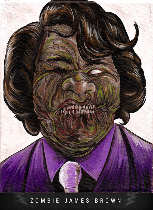 james brown zombie