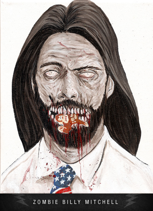 zombie billy mitchell