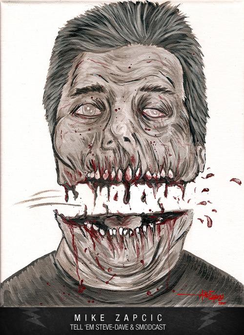 zombie mike zepcic