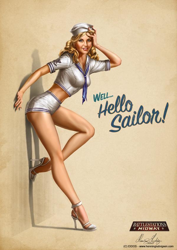 battlestations navygirl