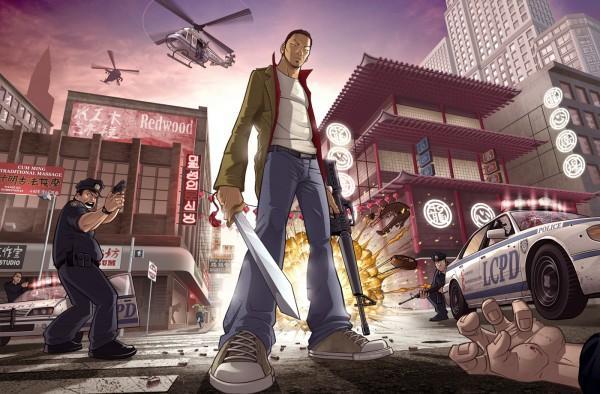 chinatown war