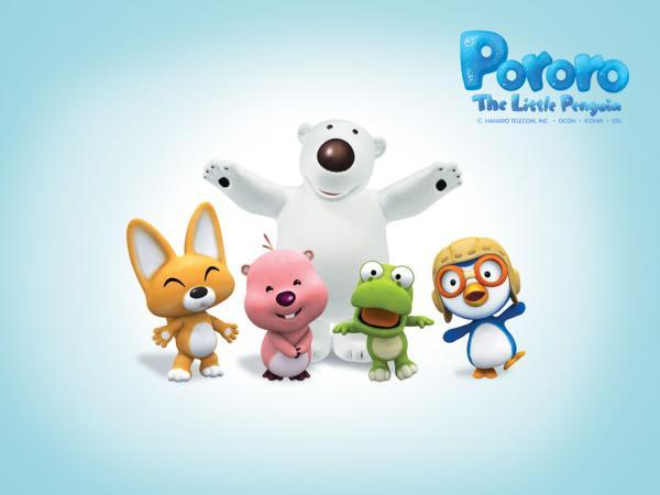 cartoon pororo