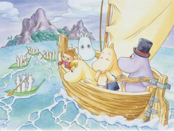 moomin valley
