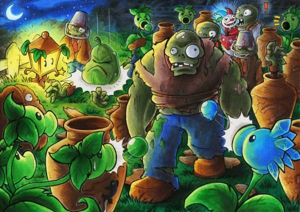Imagenes Plantas vs. Zombies
