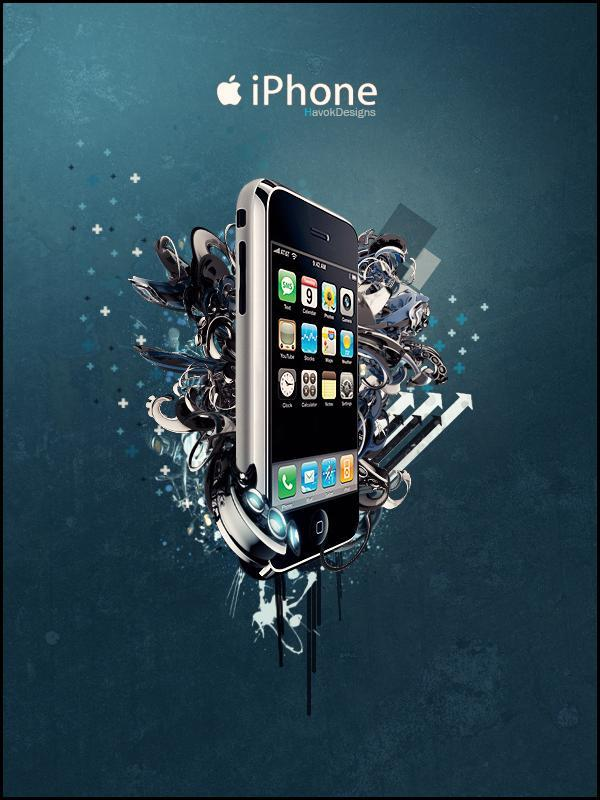 18 Creative Iphone Advertisements Art And Design