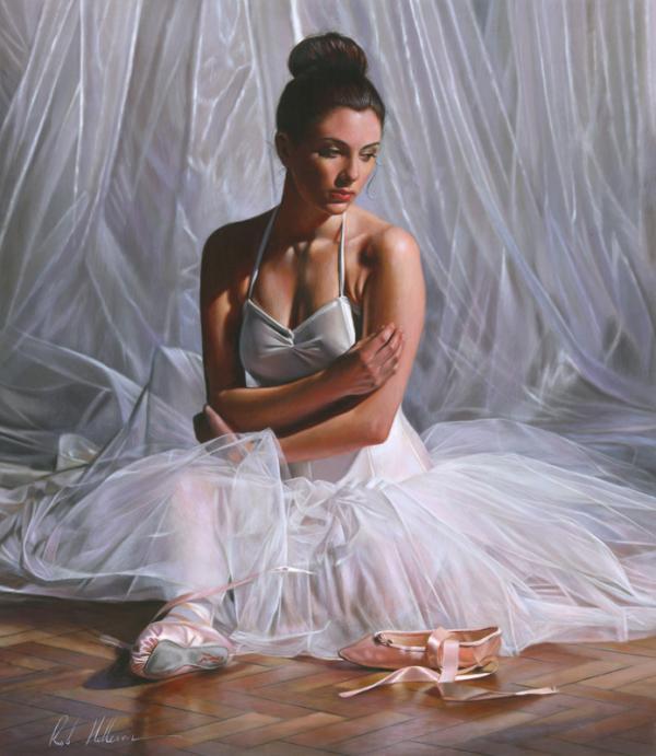 Las pinturas de Rob Hefferan