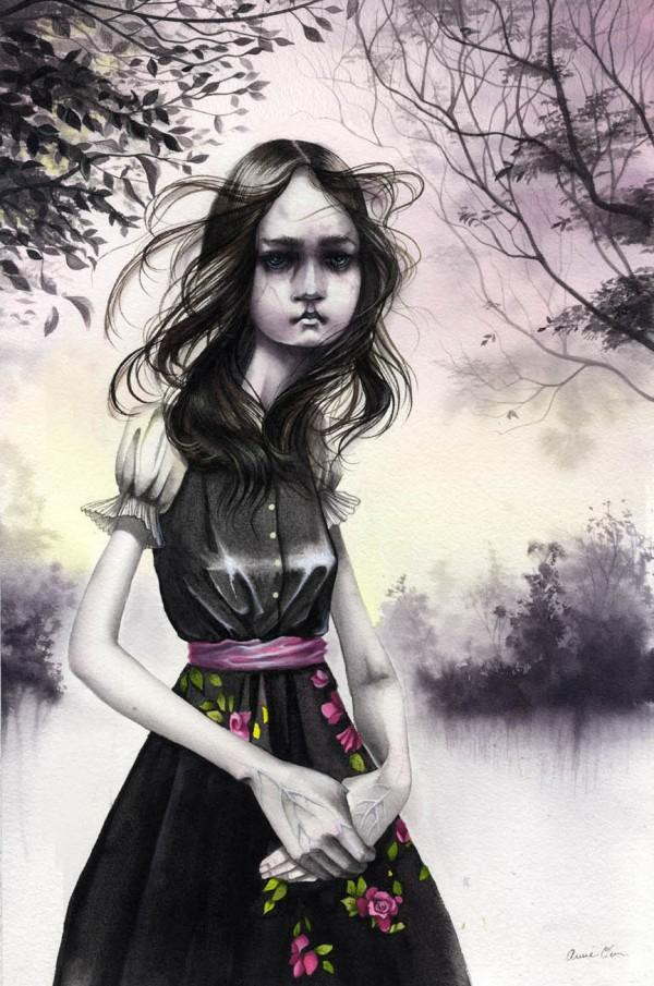 Illustrations by Annie Owens