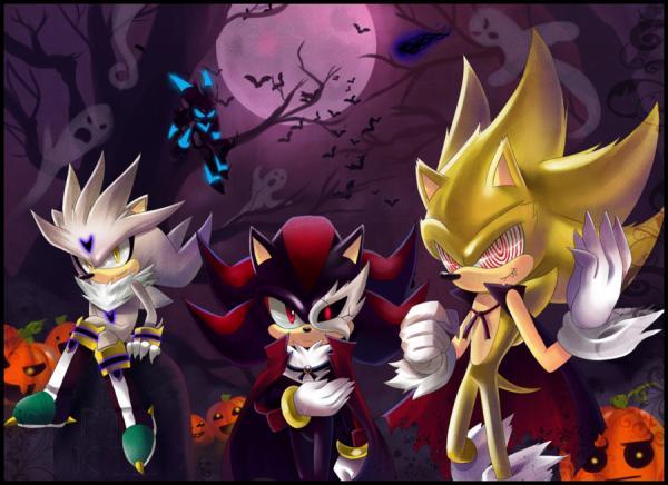 Sonic The Hedgehog Happy Halloween Happy Halloween Sonic