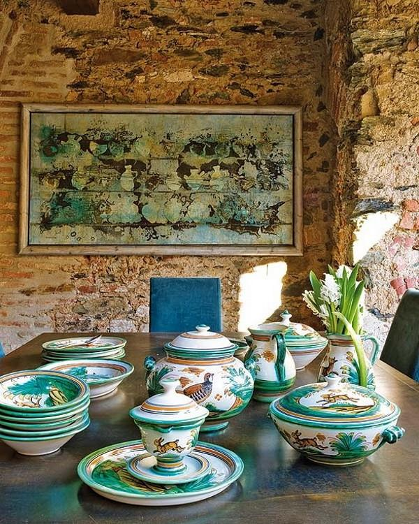 Interior Design Within A 12th Century Oil Mill Art And Design