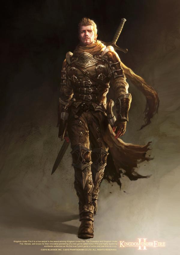 Fantasy warrior men - photo#11