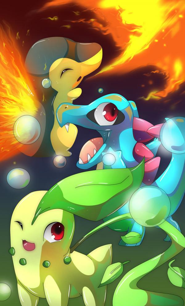 Pokemon Artwork By Hannah Art And Design