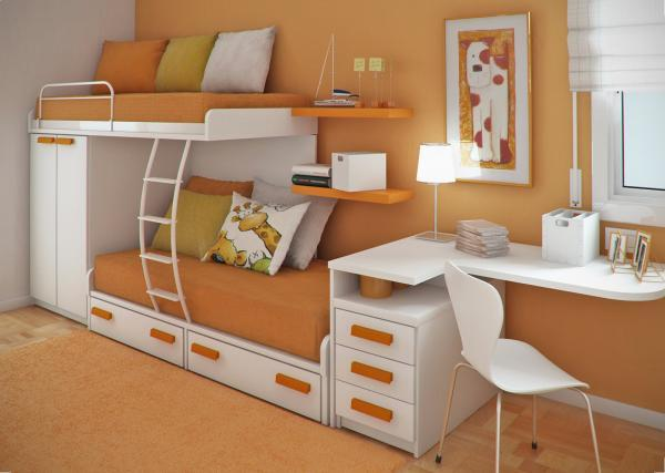 Interior Designs of Teen Room by Sergi Mengot | Art and Design