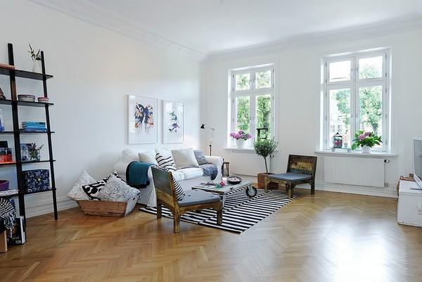 البيوت الاسكندنافيه ديكورات البيوت الاسكندنافيه