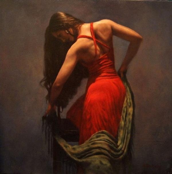 Figurative Paintings by Hamish Blakely | Art and Design