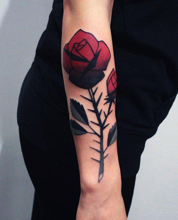 a-prickly-rose-forearm-tattoo-69