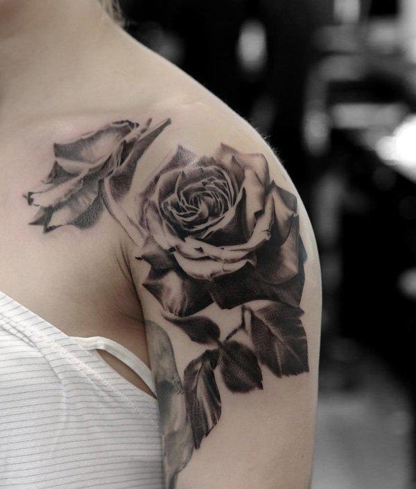 black-rose-shoulder-tattoo-90