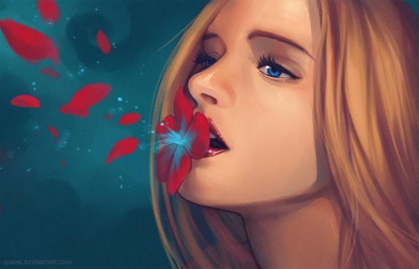 Sp 2 breath - Digital Art by <b>Qing Han</b> ... - sp_2___breath_by_qinni600_385