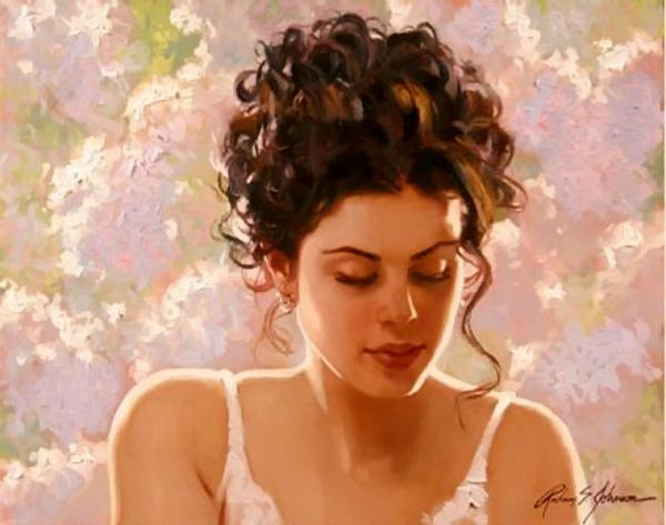 美丽的画作被理查德·约翰逊| Cuded年代 - 08062788 - 08062788的博客
