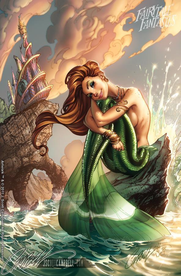 1000  images about Mermaid things on Pinterest | Mermaid paintings ...