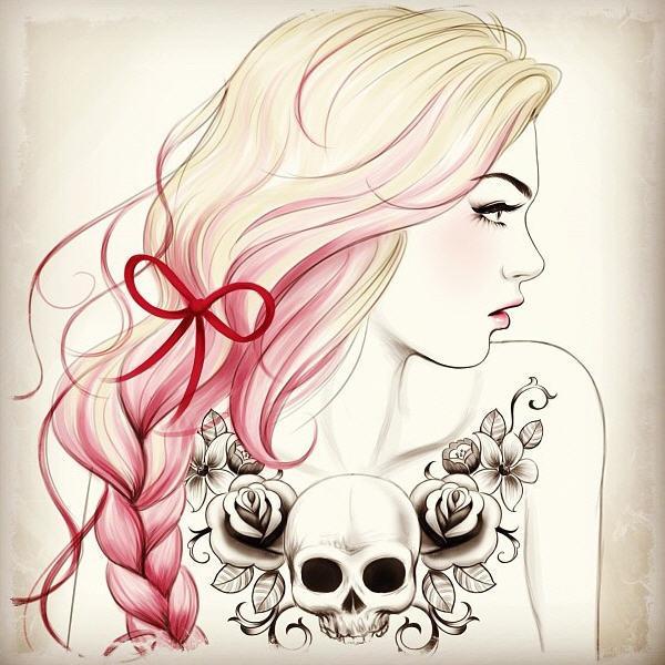 We Heart It Tattoos