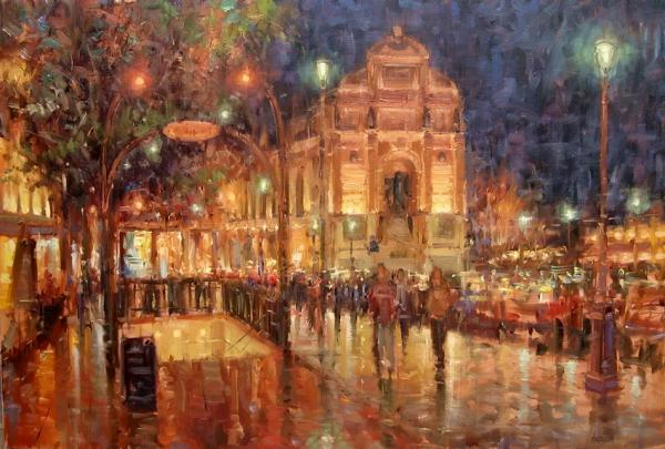 画家画Paprocki | Cuded尤金 - 08062788 - 08062788的博客