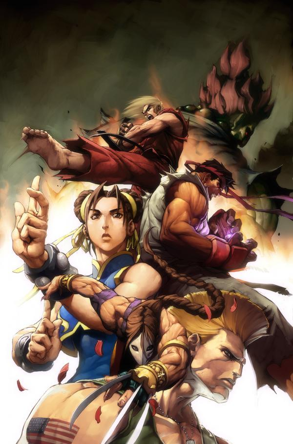 Arte Street Fighter Street_fighter_no.3_cover_by_alvin_lee600_910
