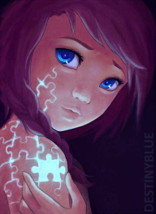 Anime Art By Alice De Ste Croix And Design