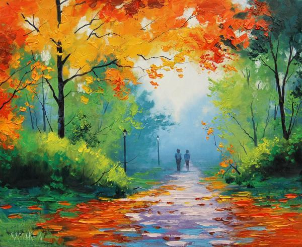 beautiful landscape paintings by graham gercken art and design