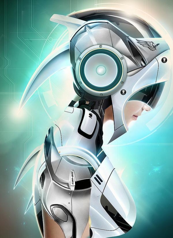 50  Beautiful and Imaginative Examples of Sci-Fi Digital Art