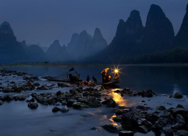 Night Fishing Landscape Photography By Yury Pustovoy Is A Professional Cinematographer From Russia