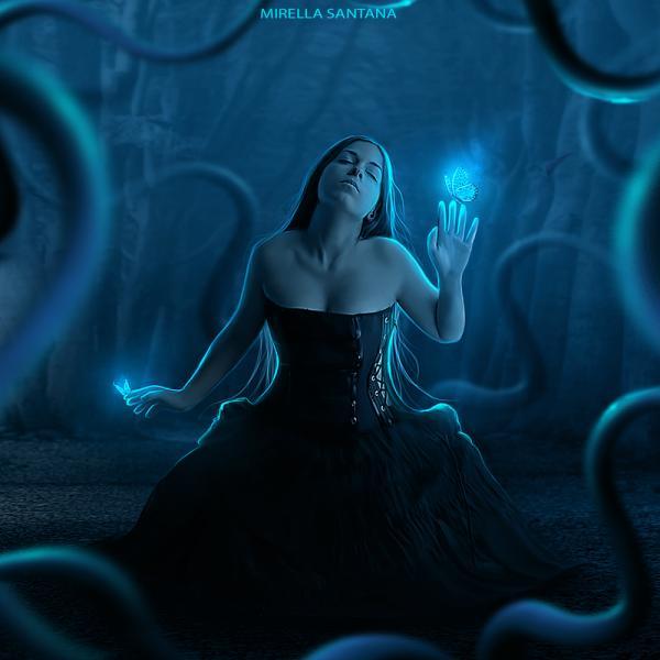 Fantasy Digital Art By Mirella Santana