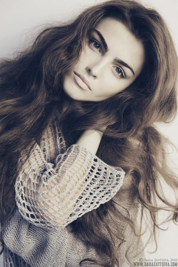 Fashion portrait photography by daria zaytseva daria is a 20 year old