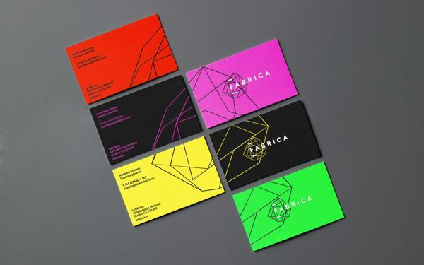 30 colorful business cards art and design la fabrica 30 colorful business cards 3 3 colourmoves