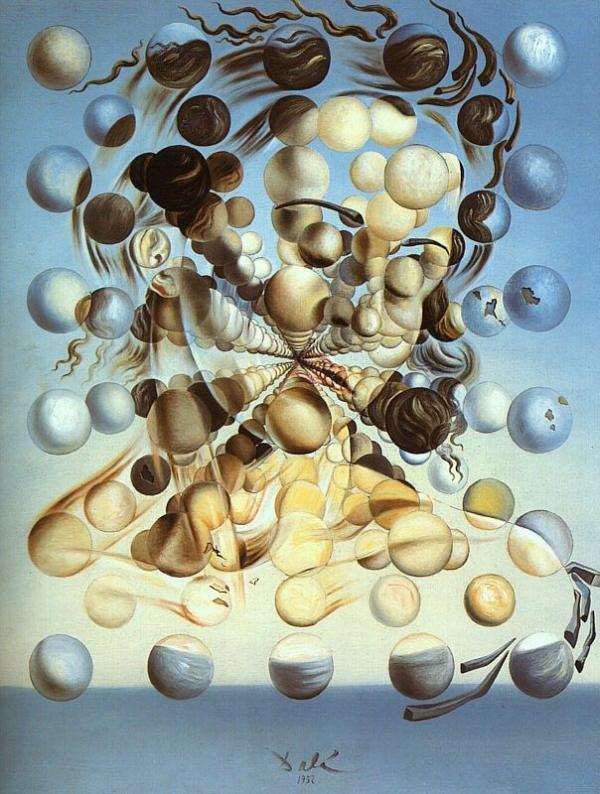 Grandes obras de la pintura y la escultura. - Página 2 Galatea-of-the-spheres_by_salvador-dali600_794