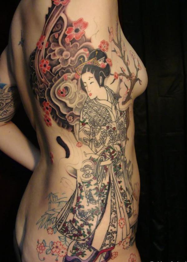 japanese geisha tattoo600_840
