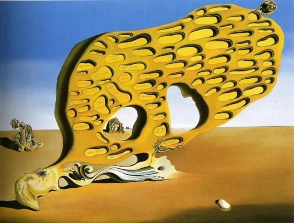 Grandes obras de la pintura y la escultura. - Página 2 The-enigma-of-desire_by_salvador-dali600_456