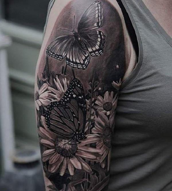 658623ff9 100+ Amazing Butterfly Tattoo Designs | Art and Design