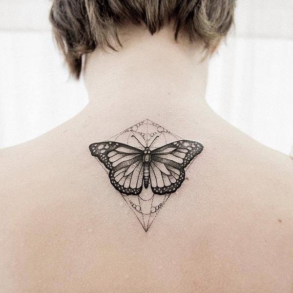 923cc72940308 100+ Amazing Butterfly Tattoo Designs | Art and Design
