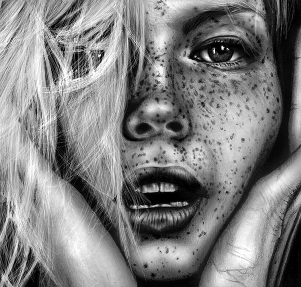 PORTRAIT ILLUSTRATIONS BY SANDRA JAWAD